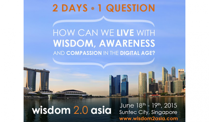 A 'Mindful' Journey – Wisdom 2.0 Asia
